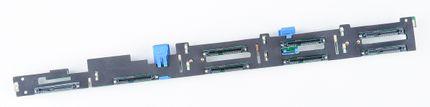 "DELL 8x 2.5"" SAS Festplatten / Hard Disk Backplane Board - PowerEdge R630 - 0MG81C / MG81C"