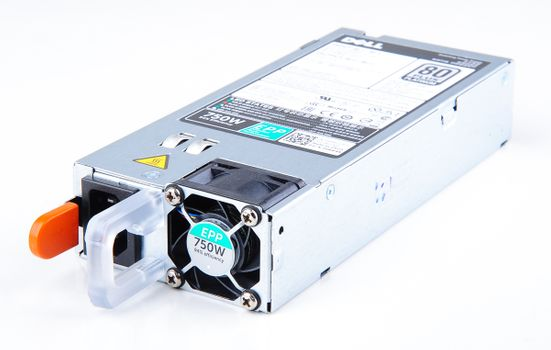 DELL 750 Watt Hot Swap Netzteil / Hot-Plug Power Supply - PowerEdge R630, R730, T630, R640, R740, T640 - 0G6W6K / G6W6K – Bild 1