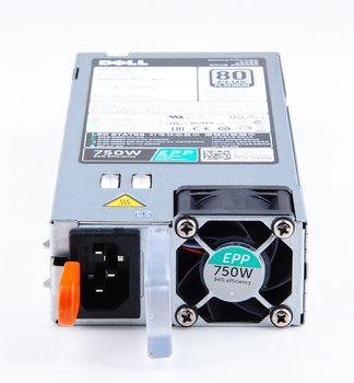 DELL 750 Watt Hot Swap Netzteil / Hot-Plug Power Supply - PowerEdge R630, R730, T630, R640, R740, T640 - 0G6W6K / G6W6K – Bild 3