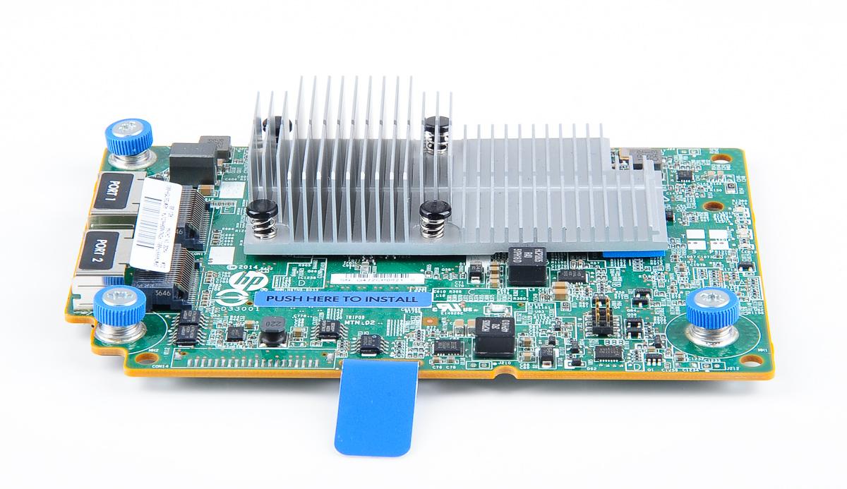HPE H240ar 12G SAS Dual Port Smart Host Bus Adapter / HBA ...