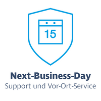 Hardware Care Pack für DELL PowerEdge R630 Server - 1 Jahr mit Next-Business-Day Support und 5x9 Vor-Ort-Service