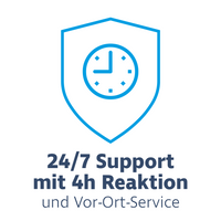 Hardware Care Pack for HP ProLiant SE326M1 server - 2 years with 24/7 support with 4h reaction time & on-site service