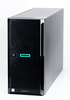 HPE ProLiant ML350 Gen9 Server 2x Xeon E5-2620v4 8-Core 2.10 GHz, 16 GB DDR4 RAM, 2x 300 GB SAS 10K