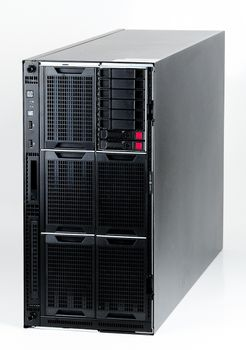 HPE ProLiant ML350 Gen9 Server 2x Xeon E5-2640v4 10-Core 2.40 GHz, 16 GB DDR4 RAM, 2x 300 GB SAS 10K – Bild 3