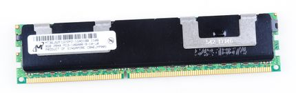 Micron 8GB 2Rx4 PC3-10600R DDR3 Registered Server-RAM Modul REG ECC - MT36JSZF1G72PZ-1G4D1BB