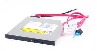 HPE DVD-RW Server-Laufwerk / Optical Drive Kit für ProLiant ML350 Gen9 Server - 652243-001 / 782457-001