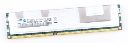 Samsung 8GB 2Rx4 PC3-10600R DDR3 Registered Server-RAM Modul REG ECC - M393B1K70CHD-CH9