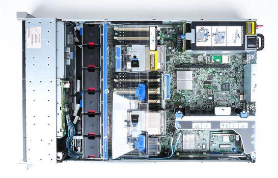 HP ProLiant DL380p Gen8 Server 2x Xeon E5-2690 8-Core 2.90 GHz, 16 GB DDR3 RAM, 2x 146 GB SAS 10K – Bild 7