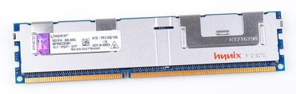 Kingston 16GB 4Rx4 PC3-8500R DDR3 Registered Server-RAM Modul REG ECC - KTD-PE310Q/16G