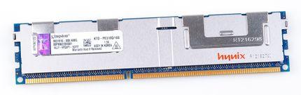 Kingston 16GB 4Rx4 PC3-8500R DDR3 Registered Server-RAM Modul REG ECC - KTD-PE310Q/16G