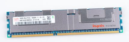 hynix 16GB 4Rx4 PC3L-8500R DDR3 Registered Server-RAM Modul REG ECC - HMT42GR7BMR4A-G7