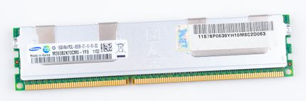 IBM 16GB 4Rx4 PC3L-8500R DDR3 Registered Server-RAM Modul REG ECC - 78P0639