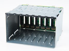 HPE 8x SFF HDD Drive Cage mit SAS-Backplane - ProLiant DL380 / ML350 Gen9 - 747592-001