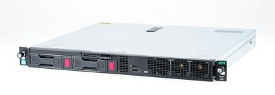 HPE ProLiant DL20 Gen9 Server Pentium G4400 Dual Core 3.30 GHz, 8 GB DDR4 RAM, 2x 1000 GB SAS 7.2K