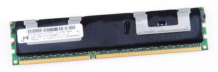 Micron 4GB 2Rx4 PC3-8500R DDR3 Registered Server-RAM Modul REG ECC - MT36JSZF51272PY-1G1D1AB