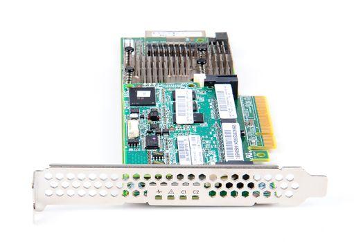 HP Smart Array P430 RAID-Controller 12G SAS with 2 GB FBWC Cache - 729635-001 – Bild 3