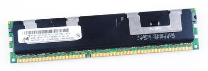 Micron 4GB 2Rx4 PC3-10600R DDR3 Registered Server-RAM Modul REG ECC - MT36JSZF51272PZ-1G4F1AB