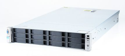 HP ProLiant DL380e Gen8 Server 2x Xeon E5-2450L 8-Core 1.80 GHz, 16 GB DDR3 RAM, 2x 1000 GB SAS 7.2K