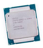 Intel Xeon E5-2640v3 8-Core CPU 8x 2.60 GHz, 20 MB SmartCache, Socket 2011-3 - SR205