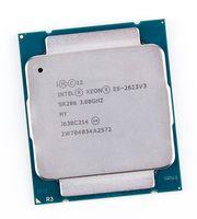Intel Xeon E5-2623v3 Quad Core CPU 4x 3.00 GHz, 10 MB SmartCache, Socket 2011-3 - SR208