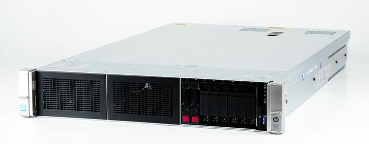 HPE ProLiant DL560 Gen9 Server 2x Xeon E5-4620v3 10-Core 2.0 GHz, 16 GB DDR4 RAM, 2x 300 GB SAS 10K – Bild 1