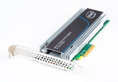 HPE 1600 GB / 1.6 TB NVMe PCIe x4 Mixed Use HH/HL Workload Accelerator / MLC SSD - 803199-002