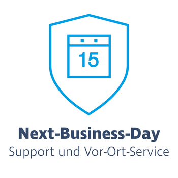 Hardware Care Pack for HPE ProLiant DL560 Gen9 server - 1 year with next-business-day support and 5x9 on-site service – Bild 1