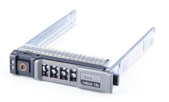 "DELL 2.5"" SAS / SATA Hot Swap Festplatten-Rahmen / Hard Disk Tray - 0NRX7Y / NRX7Y"