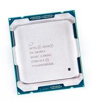 Intel Xeon E5-2640v4 10-Core CPU 10x 2.40 GHz, 25 MB SmartCache, Socket 2011-3 - SR2NZ
