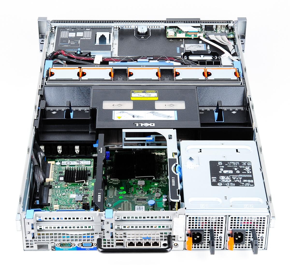 DELL PowerEdge R710 Server 2x Xeon E5645 Six Core 2 40 GHz