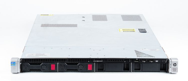HP ProLiant DL360e Gen8 Server 2x Xeon E5-2430v2 Six Core 2.50 GHz, 16 GB DDR3 RAM, 2x 1000 GB SAS 7.2K – Bild 2
