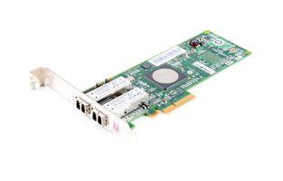 IBM LPE11002 Dual Port 4 Gbit/s Fibre Channel Host Bus Adapter, PCI-E - 43W7512