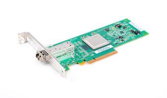 Fujitsu QLE2560-F Single Port 8 Gbit/s Fibre Channel Host Bus Adapter / FC HBA, PCI-E