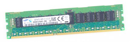 Samsung 8GB 1Rx4 PC3-14900R DDR3 Registered Server-RAM Modul REG ECC - M393B1G70QH0-CMA