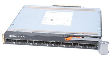 Dell /  Emulex 4 Gbit/s Fibre Channel Pass-through Modul für Poweredge M1000e 0WR728 / WR728