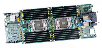DELL PowerEdge M620 Mainboard / Motherboard / System Board - 093MW8 / 93MW8