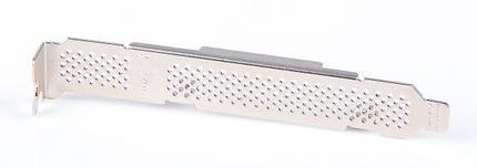 HP High Profile Bracket / Bezel / Slotblende für Smart Array P420 Controller