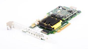 Adaptec RAID Controller 3G SAS / SATA , 512 MB Cache - PCI-E - ASR-5405