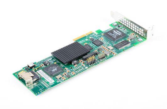 AMCC 9650SE RAID-Controller 3G SATA - 256 MB Cache, PCI-E - 9650SE-4LPML - low profile – Bild 2