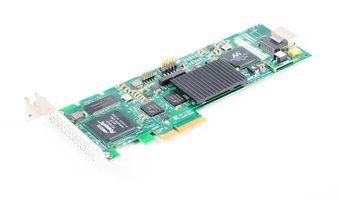 AMCC 9650SE RAID-Controller 3G SATA - 256 MB Cache, PCI-E - 9650SE-4LPML - low profile