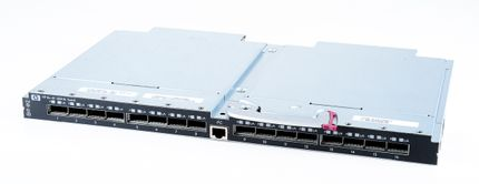 HP BLc 4X QDR InfiniBand Switch Modul 24-Port - 410408-001