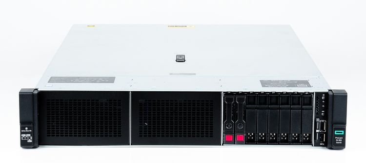 HPE ProLiant DL380 Gen10 Server 2x Xeon Silver 4110 8-Core 2.10 GHz, 16 GB DDR4 RAM, 2x 300 GB SAS 10K – Bild 2