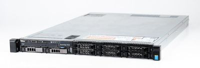 DELL PowerEdge R630 Server 2x Xeon E5-2628v3 8-Core 2.50 GHz, 16 GB DDR4 RAM, 2x 300 GB SAS 10K