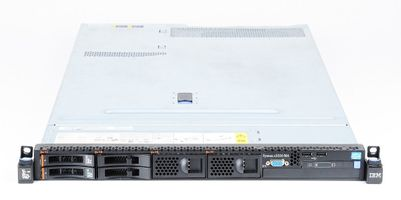 IBM System x3550 M4 Server 2x Xeon E5-2660 8-Core 2.20 GHz, 16 GB DDR3 RAM, 2x 300 GB SAS 10K