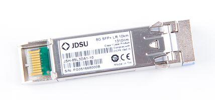 JDSU 8 Gbit/s SFP+ Modul / Transceiver - Long Range, 1310nm, 10km - JSH-85L3DA1-10