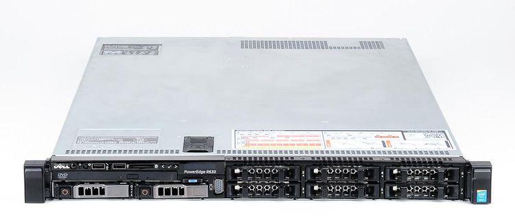 DELL PowerEdge R630 Server 2x Xeon E5-2623v3 Quad Core 3.00 GHz, 16 GB DDR4 RAM, 2x 300 GB SAS 10K – Bild 2