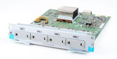 HP ProCurve zl-Series Switch Modul - 4x 10 Gbit/s X2 Slots - J8707A