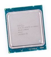 Intel Xeon E5-2680v2 10-Core CPU 10x 2.80 GHz, 25 MB SmartCache, Socket 2011 - SR1A6