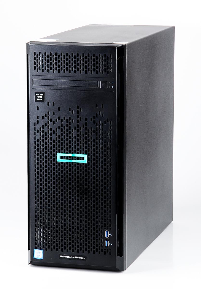 Hpe Proliant Ml110 Gen9 Server Xeon E5 1630v3 Quad Core 3