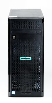 HPE ProLiant ML110 Gen9 Server Xeon E5-1630v3 Quad Core 3.70 GHz, 16 GB DDR4 RAM, 2x 300 GB SAS 10K – Bild 2